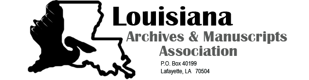 Louisiana Archives and Manuscripts Association